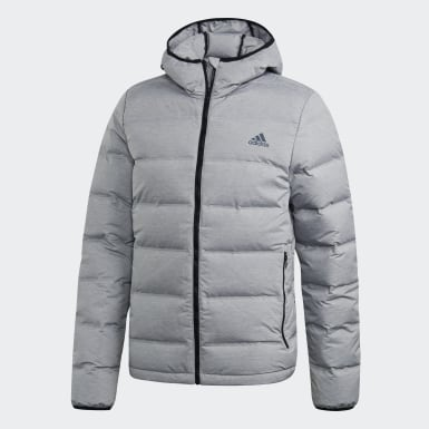Men Urban Outdoor Grey Helionic Jacket
