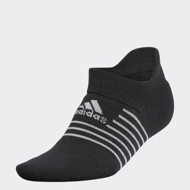 Women Golf Black Performance Golf Socks