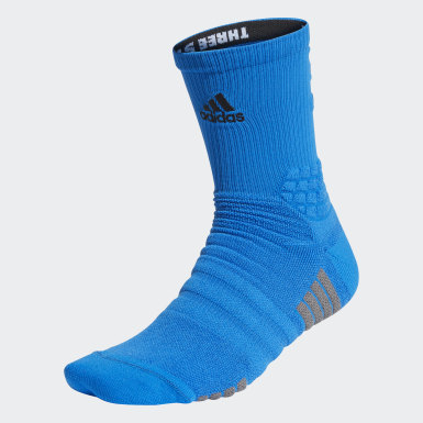Basketball Blue Creator 365 Crew Socks