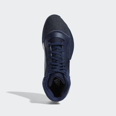 Basketbal blauw Marquee Boost Schoenen