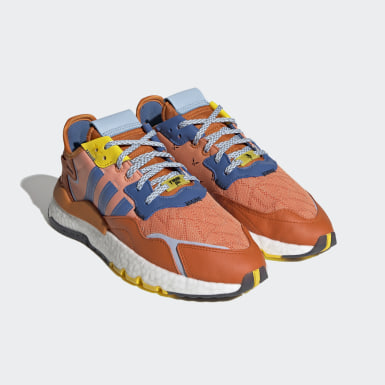 Men Originals Orange Ninja Nite Jogger Shoes
