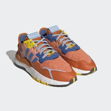 Originals Orange Ninja Nite Jogger sko