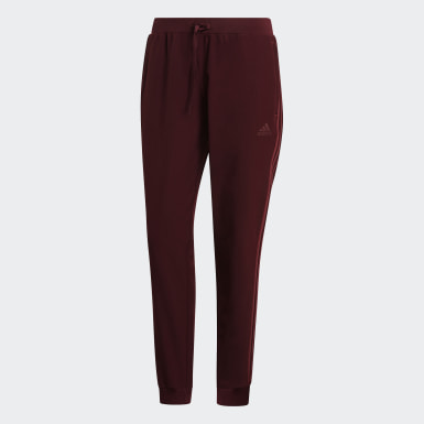 Women's Soccer Burgundy Tiro 19 Training Pants