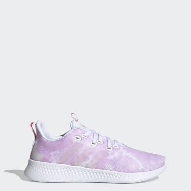 Women Essentials Purple Puremotion Shoes