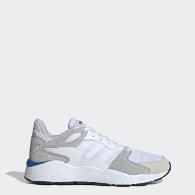 Männer Running Crazychaos Schuh Weiß