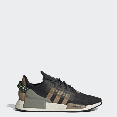 Men's Originals Black NMD_R1 V2 Shoes