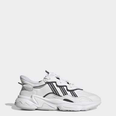 Men Originals White OZWEEGO Shoes