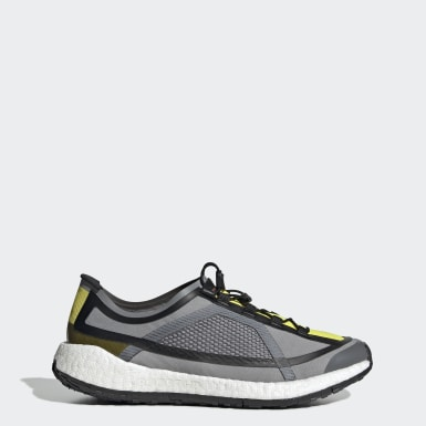 Dam adidas by Stella McCartney Grå Pulseboost HD Shoes