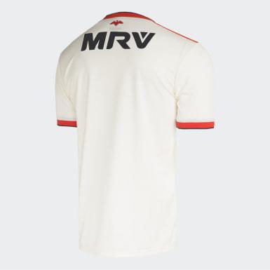 Camisa CR Flamengo 2 Oficial Cinza Homem Futebol