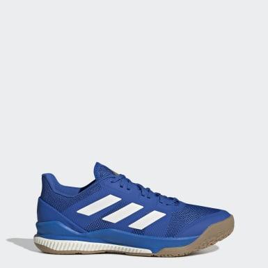 adidas Court Stabil 10 BlueWhite 13 UK