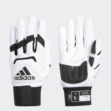 Men's Football White Freak Max 2.0 Gloves
