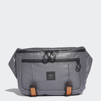 Bolsa de Cintura Grande Cinzento Originals