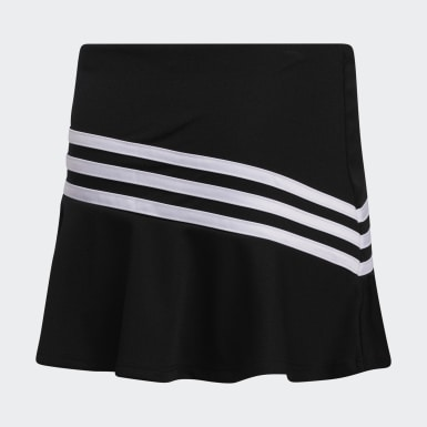 Children Training Black Sport Skort