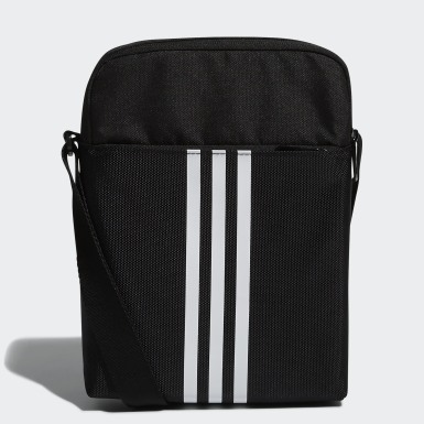 Men Training Black Organiser Bag