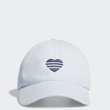3-Stripes Heart Caps