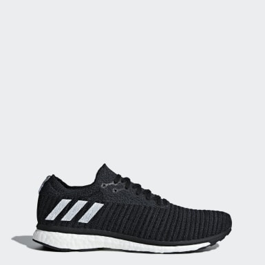 Running Black Adizero Prime Shoes