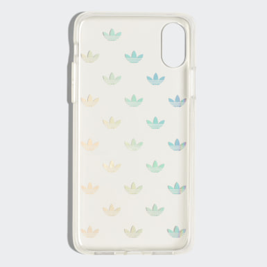 Custodia Clear iPhone X Argento Originals