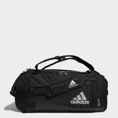 Baseball Black Utility Team Duffel Bag