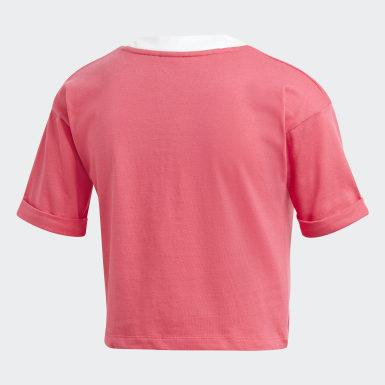 Kvinder Originals Pink Croptop
