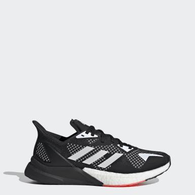 Kvinder Løb Sort X9000L3 sko