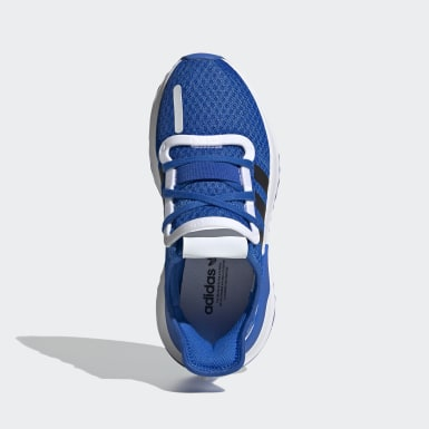Youth Originals Blue U_Path Run Shoes