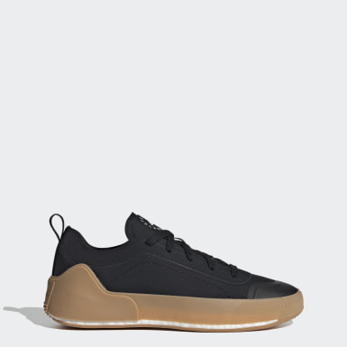 Women adidas by Stella McCartney Black adidas by Stella McCartney Treino Shoes