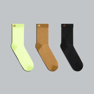 Originals Sarı Şeffaf Çorap - 3 Çift