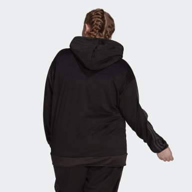 Women's Originals Black Hoodie (Plus Size)