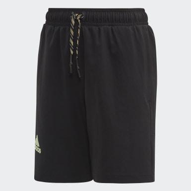 Short New York Noir Garçons Tennis