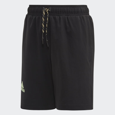 Chlapci Tenis čierna Šortky New York