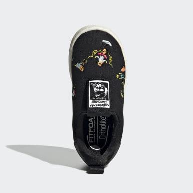 Bebek Originals Siyah Stan Smith 360 Ayakkabı