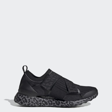 Women adidas by Stella McCartney Black Ultraboost X Shoes