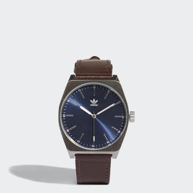 Relógio PROCESS_L1 Prateado Originals