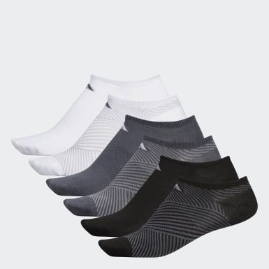 Women's Training Multicolor Superlite adiAngle No-Show Socks 6 Pairs