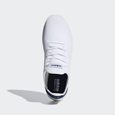 Frauen Freizeit Court Adapt Schuh Weiß