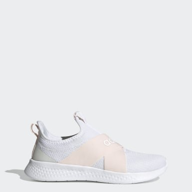 Women's Essentials White Puremotion Adapt Shoes