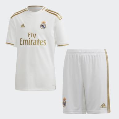 Real Madrid Jeugd Thuistenue