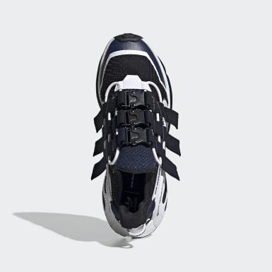 Men Originals Blue White Mountaineering LXCON Shoes