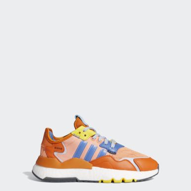 Børn Originals Orange Ninja Nite Jogger sko