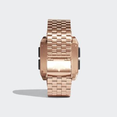 Relógio ARCHIVE_M1 Rosa Originals