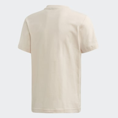 Youth Training Beige ID VRCT Tee