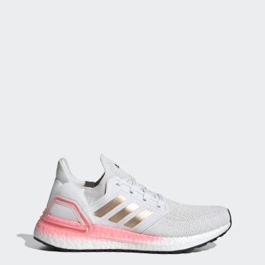 Dames Hardlopen wit Ultraboost 20 Schoenen