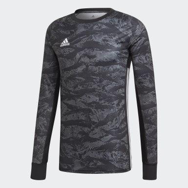 Mænd Fodbold Sort AdiPro 18 Goalkeeper trøje