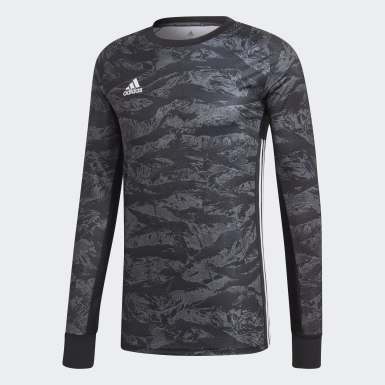 Koszulka bramkarza AdiPro 18 Czerń