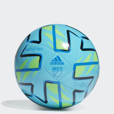 Men Soccer Blue MLS Nativo XXV Club Ball