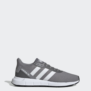 Tenis Swift Run RF Gris Hombre Originals