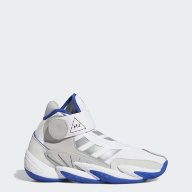 Tenis Crazy BYW Pharrell Williams Blanco Hombre Basketball