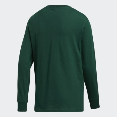 Youth Training Green Badge of Sport Tee