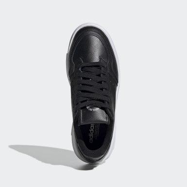 Genç Originals Siyah Supercourt Ayakkabı