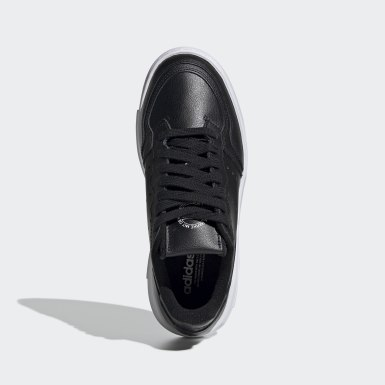 Kids Originals Black Supercourt Shoes
